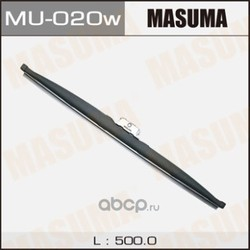 Щетка стеклоочистителя передняя правая Мицубиси Паджеро (Stellox) 101450SX