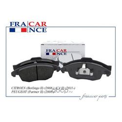 Колодка дискового тормоза перед (Francecar) FCR30B017