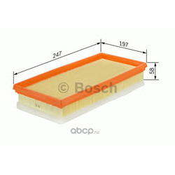 Воздушный фильтр (Bosch) F026400052