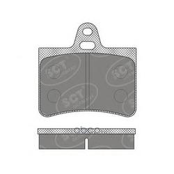Колодки торм.RR (SCT) SP635