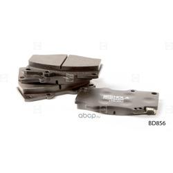 Колодки дисковые (HOLA) BD856