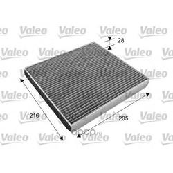 Фильтр, воздух во внутренном пространстве (Valeo) 715641