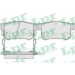 Комплект тормозных колодок, дисковый тормоз (Lpr) 05P1014