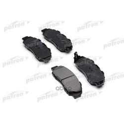 Колодки тормозные дисковые передние (PATRON) PBP905