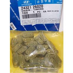Цепь распредвала (Hyundai-KIA) 2432126020