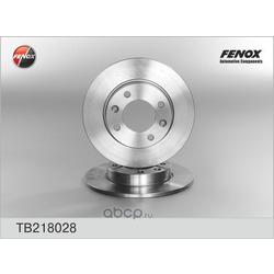 Тормозной диск (FENOX) TB218028