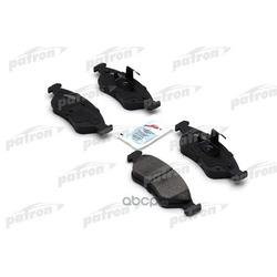Колодки тормозные дисковые передн KIA: CLARUS 96- (PATRON) PBP1125
