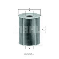 Масляный фильтр (Mahle/Knecht) OX254D2