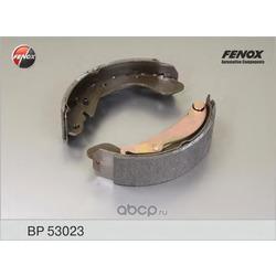 КОЛОДКИ ТОРМОЗНЫЕ БАРАБАННЫЕ FENOX (FENOX) BP53023