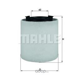 Воздушный фильтр (Mahle/Knecht) LX2831