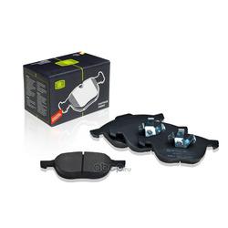 Колодки тормозные дисковые (Trialli) PF106101