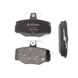 Колодки тормозные задние (Dextrim) IK1510068