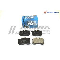 Колодки тормозные дисковые задние (Amiwa) CD1142S
