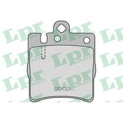 Комплект тормозных колодок, дисковый тормоз (Lpr) 05P957