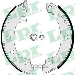 Комплект тормозных колодок (Lpr) 04920