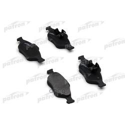 Колодки тормозные дисковые передние (PATRON) PBP1394
