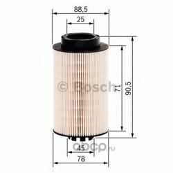 Фильтр топливный Bosch Opel Astra/Insignia 1.3-2.0 CDTI 09- (Bosch) F026402062