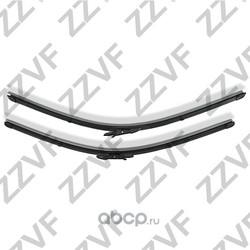 Щетки стеклоочистителя переднего (комплект - 2 шт.) (ZZVF) ZV46BW