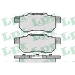 Комплект тормозных колодок, дисковый тормоз (Lpr) 05P505