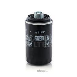 Масляный фильтр (MANN-FILTER) W71953