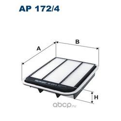Фильтр воздушный Filtron (Filtron) AP1724