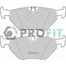 Комплект тормозных колодок (PROFIT) 50001075