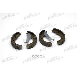Колодки тормозные барабанные (PATRON) PSP334