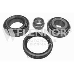 Комплект подшипника ступицы колеса (Flennor) FR931455