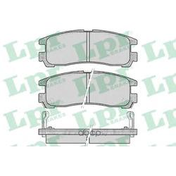 Комплект тормозных колодок, дисковый тормоз (Lpr) 05P043