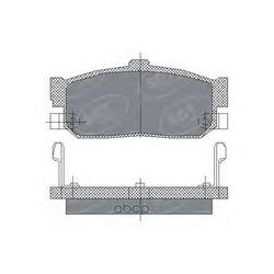 Колодки торм.RR (SCT) SP139
