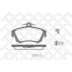 Комплект тормозных колодок (Stellox) 719002BSX