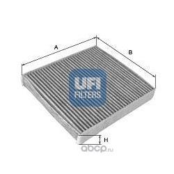 Фильтр, воздух во внутренном пространстве (UFI) 5416700