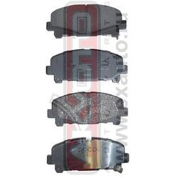 Колодки тормозные передние (MERCEDES-BENZ) A0044208020