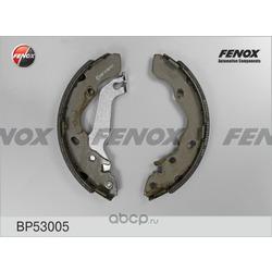 Комплект тормозных колодок (FENOX) BP53005