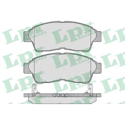Комплект тормозных колодок, дисковый тормоз (Lpr) 05P561