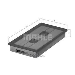 Воздушный фильтр (Mahle/Knecht) LX1643