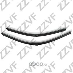Щетки стеклоочистителя переднего (комплект - 2 шт.) (ZZVF) ZV47BW