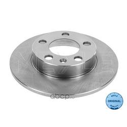 Тормозной диск (Meyle) 1155230037