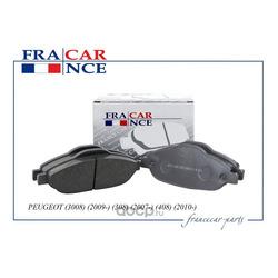 Колодка дискового тормоза перед (Francecar) FCR30B018