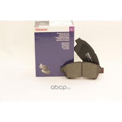 Комплект тормозных колодок, дисковый тормоз (Klaxcar) 24702Z