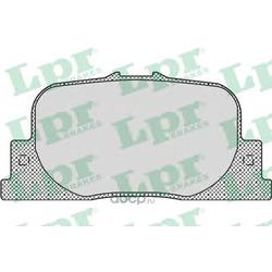 Комплект тормозных колодок, дисковый тормоз (Lpr) 05P1112