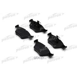 Колодки тормозные дисковые передн BMW: 5 95-03 (PATRON) PBP1073