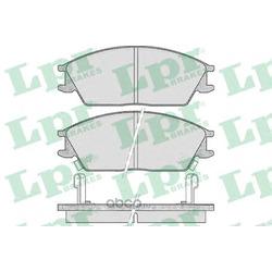Комплект тормозных колодок, дисковый тормоз (Lpr) 05P542