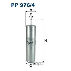 Топливный фильтр (Filtron) PP9764