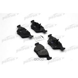 Колодки тормозные дисковые передние (PATRON) PBP779