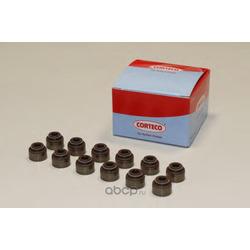 Комплект прокладок, стержень клапана (Corteco) 19036005
