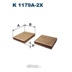 Фильтр салонный Filtron (Filtron) K1179A2X