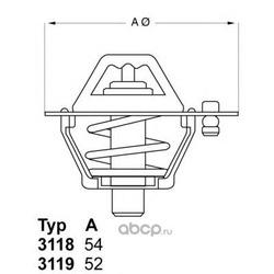 Термостат (Hyundai-KIA) 0K2C015171A
