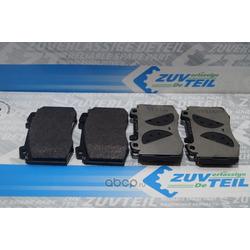 Колодки Тормозные Передние (ZuvTeil) BPZ1001