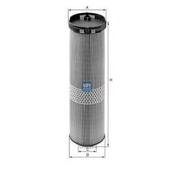 Воздушный фильтр (UFI) 2758500